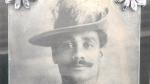 Light Horse soldier James Lingwoodock