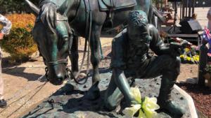 Jack Pollard, Light Horse Digger